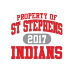 Property of St Stephens HS